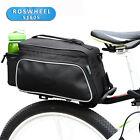 ROSWHEEL Bicycle Bike Cycling Rear Seat Pannier Tail Rack Storage Bag Handbag