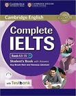 Complete IELTS Bands 6.5-7.5 Student's Book with answers with CD-ROM with Testbank by Vanessa Jakeman, Guy Brook-Hart (Mixed media product, 2016)