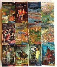 LA ROUE DU TEMPS tomes 1 à 13 Robert Jordan livre fantasy