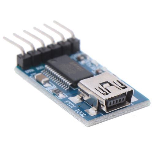 FT232RL FTDI 3.3V 5.5V USB to TTL Serial Adapter Module for arduino Mini PorN/_sg