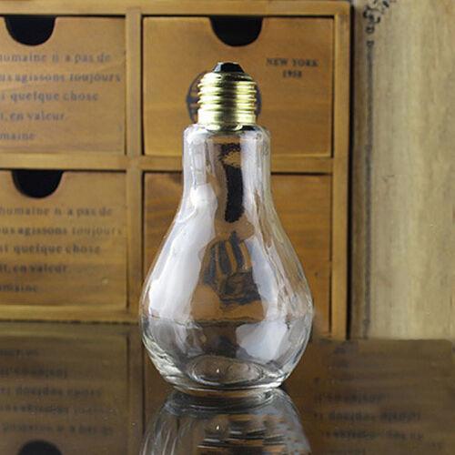 Fashion plastique Ampoule bouteille en forme de 200//300//400//500ML GOBELET CADEAU