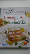 Alfons Schuhbeck - Hausmannskost für Feinschmecker
