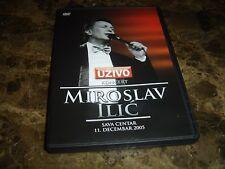 Miroslav Ilić - Koncert u Sava Centru, 11.12.2005. (DVD 2005)
