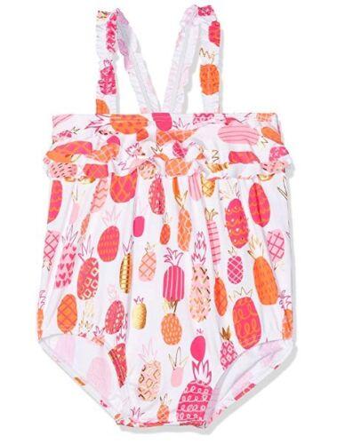 2287 Hatley Baby Girls/' Mini Ruffle Swimsuit Size 12-18m RRP £20