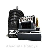 Tekin RX8 GEN2 Redline T8 1/8th Scale Buggy Brushless ESC Motor Combo 1900kv - T