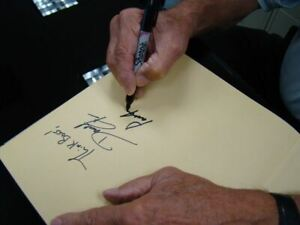 AUTOGRAPHED! Mustang Boss 302 Book, by Donald Farr, Parnelli Jones - EXCLUSIVE!