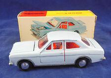 Dinky toys 168 Ford Escort in Light Blue Original & Superb