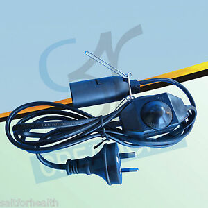 Power cord for Salt Lamp/Selenite Lamps with Dimmer switch eBay
