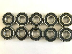 10-pcs-of-6202-2RS-rubber-sealed-bearing-15x-35x-11-mm