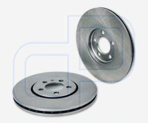 2-Bremsscheiben-VW-Vento-20-28-VR6-vorne-Vorderachse-288-mm-belueftet