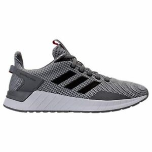 da768d061daf MENS ADIDAS QUESTAR RIDE GREY  WHITE  BLACK RUNNING SHOES MEN S ...
