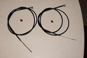 Universal Motorcycle Shop Multi Clutch Cable Kit