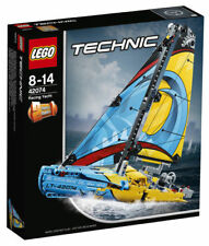 42074 LEGO Technic Racing Yacht 2-In-1 Set 330 Pieces Age 8 New Release 2018!