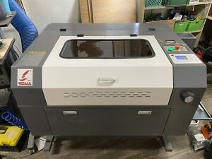 Redsail X700 Laser Cutter/Engraver - 100 W tube