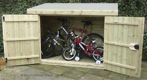 16mm-Tanalised-Timber-wooden-Tool-Tidy-Bike-store-Shed-NEW-SIZES-Height-4-46