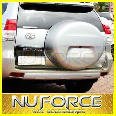 Toyota Prado 150S (2010-2013) Spare Wheel Cover / Spare Tyre Cover