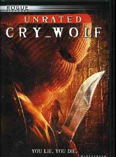 Cry Wolf DVD, 2005, Widescreen - Unrated  - $2.00
