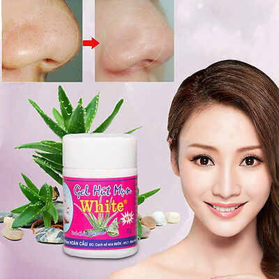 30PCS Paper + Aloe Vera Gel Whiteheads Blackhead Removal Pore ACNE Nose  Mask FT 4099467175259 | eBay