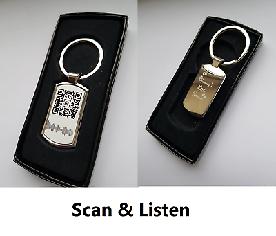 MICHAEL BALL KEEP CALM AND LISTEN TO KEYRING 45X45mm