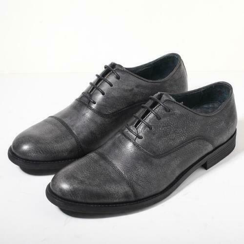 Details about  /Mens Low Top Real Leather Business Leisure Shoes Round Toe Oxfords Work Casual L