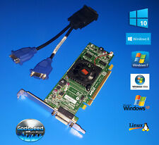 HP Pavilion Elite m9300t m9340f m9350f m9357c Radeon Dual DVI Monitor Video Card