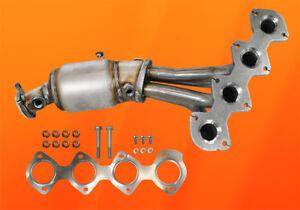 Catalizzatore Mercedes C180 C200 C230 W203 W204 E200 SLK200 CLC Compressore + 5