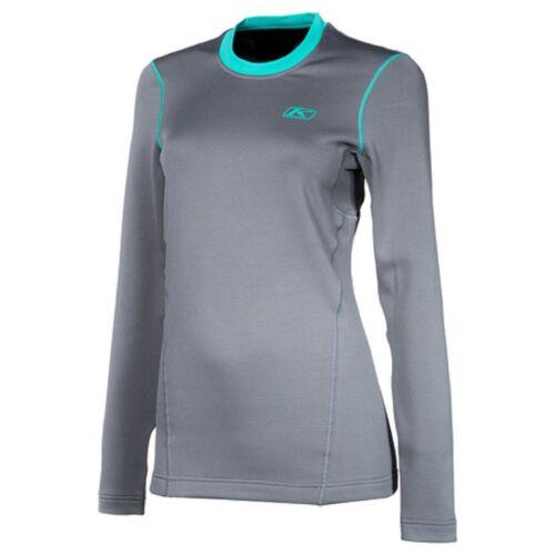 Gray KLIM Ladies Solstice Shirt 2.0