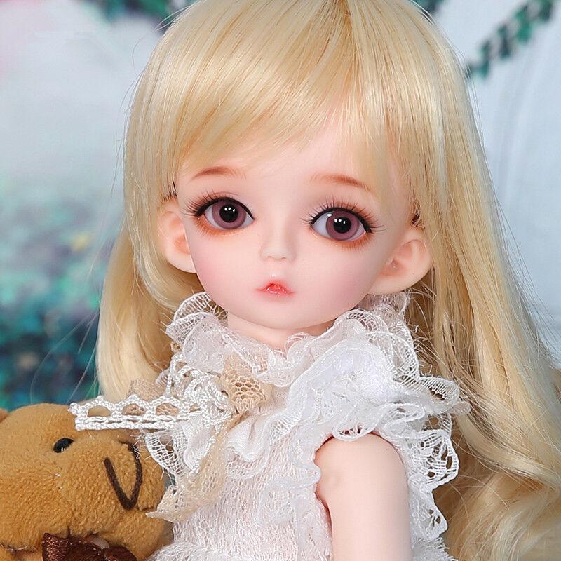 1 6 BJD Doll soom Flint Hawa - Free Face Make UP+Free Eyes -Human Version