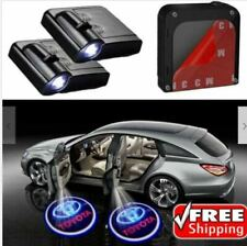 2Pcs LED Car Door Universal Wireless Car Door Light Courtesy Door Light Door Welcome Courtesy Puddle Light Fit for All Cars,Trucks,SUVs,Trailers,RVs etc for Punisher