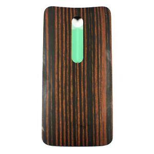 Motorola-Moto-X-Style-Pure-Edition-XT1575-OEM-Battery-Back-Door-Cover-Ebony