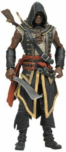 Assassins Creed jouet de collection-Série 2 Adewale Deluxe Action Figure