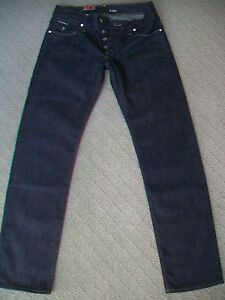 MENS-G-STAR-039-MORRIS-LOW-STRAIGHT-039-JEANS-BNWT-SIZE-29-L