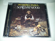 cd musica rock prog. jethro tull songs from the wood