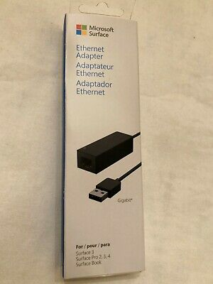Microsoft Surface Ethernet Adapter 1663 New In Sealed Box Ebay
