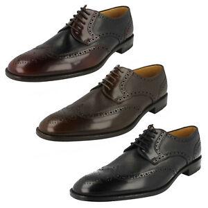 Lacets Chaussures Brogues Pour Cuir Complet Classique Hommes À Loake Smart 8wSxB6Aqn