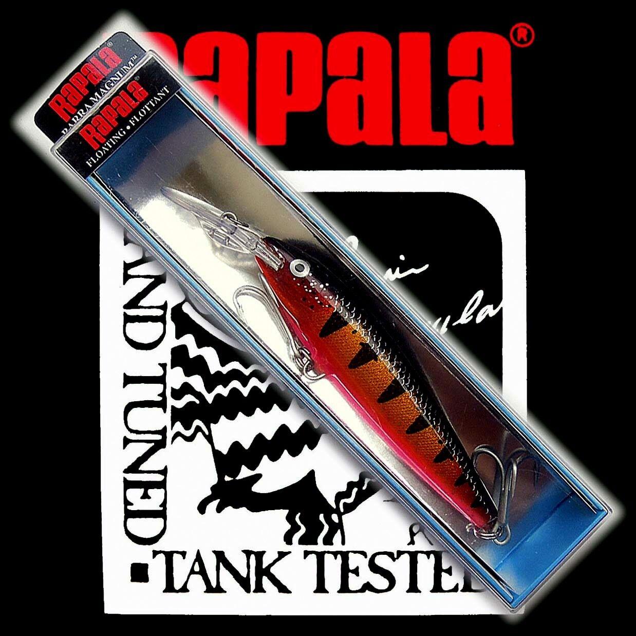 Rapala  Barra Magnum 11cm Sonderfarbe. BRHP Estland Neu in Box wurde eingestellt