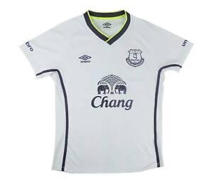 Everton 2014-15 ORIGINALE THIRD SHIRT (eccellente) S