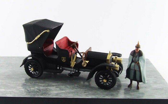 muchas concesiones Rio Rio Rio 4473.D -  Mercedes Simplex avec figurine Kaiser - 1902   1 43  increíbles descuentos
