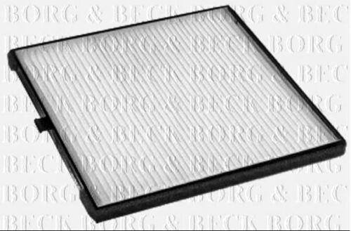 Borg /& Beck CABINA filtro antipolline per HYUNDAI due volumi I10 1.2 57KW