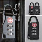High 3 Digit Mini code Metal Combination Travel Luggage Lock Padlock Password FE