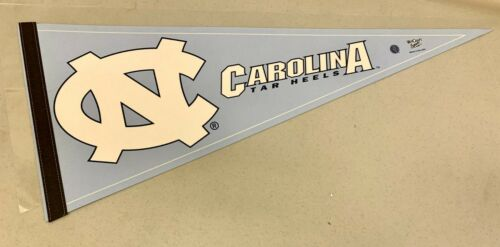 "Details about  /North Carolina University Tar Heels 12/""x30/"" Pennant Room Decor College Pride NEW"