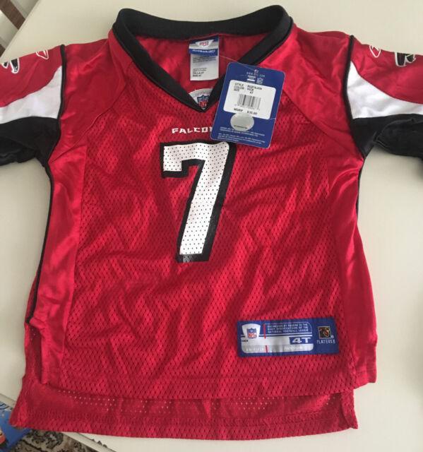 Michael Vick - Atlanta Falcons Jersey - Reebok Toddler 4t Red Retail