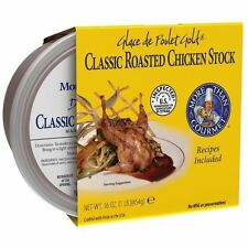 More Than Gourmet Glace De Poulet Gold Roasted Chicken Stock, 16-Oz Tub