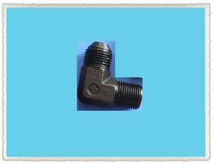 """Pipe Fitting 1//4/"""" BSP BSPP Female to Metric M12 M12X1.25 Male Flare Adapter"""
