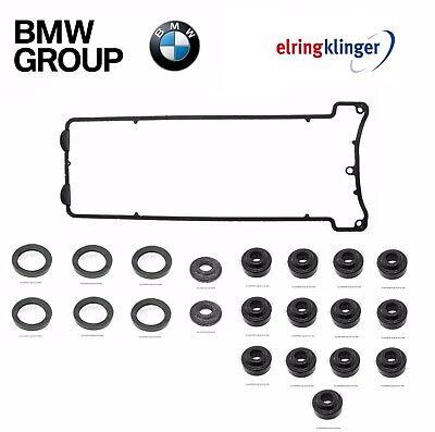 For BMW E36 E46 E85 E86 3.2 L6 S54 Engine Valve Cover Gasket Kit OES 11127832034