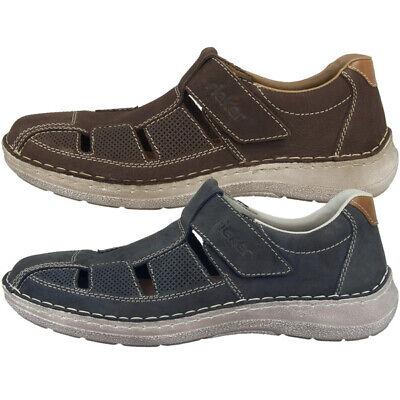 Rieker Jaipur-bakersfield Schuhe Men Herren Freizeit Halbschuhe Slipper 03065 Von Der Konsumierenden öFfentlichkeit Hoch Gelobt Und GeschäTzt Zu Werden