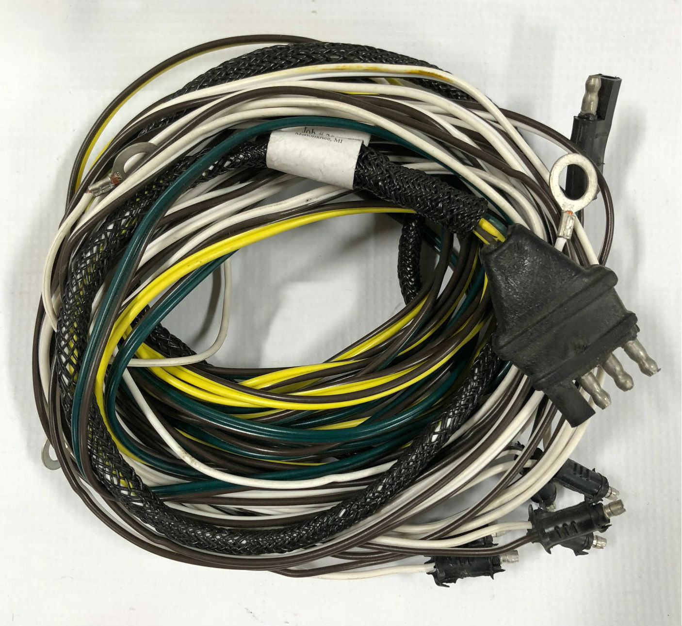 Triton 07051 Xtv Trailer Wire Harness Ebay Wiring Diagram For Adams Norton Secured Powered By Verisign