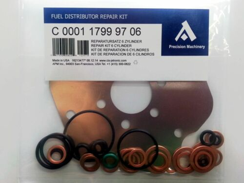 0438100006 Repair Kit for Bosch Fuel Distributor Porsche 911 2.7 S Carrera