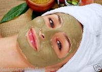 French Green Sea Clay Mud Seaweed Algae Powder Mask Detox Treat Oily Pores Acne