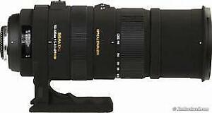 Sigma 150-500mm f/5-6.3 AF APO DG OS HSM Telephoto Zoom Lens. We sell new and used camera lens. (SKU#52854) (Dec0310484) Toronto (GTA) Preview